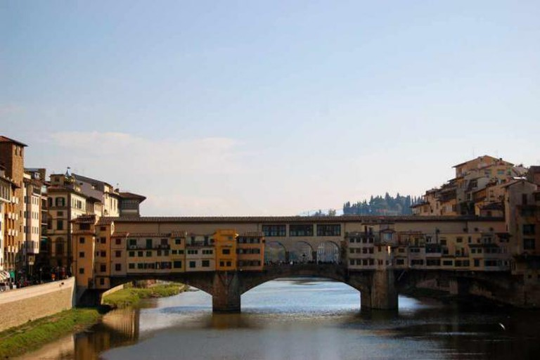 A view to Ponte Vecchio