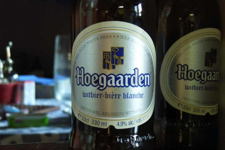 A Creative Commons Image: Hoegaarden