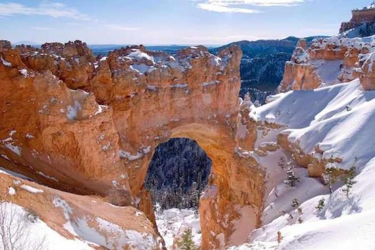 Arch in Bryce Canyon National Park - Utah - USA