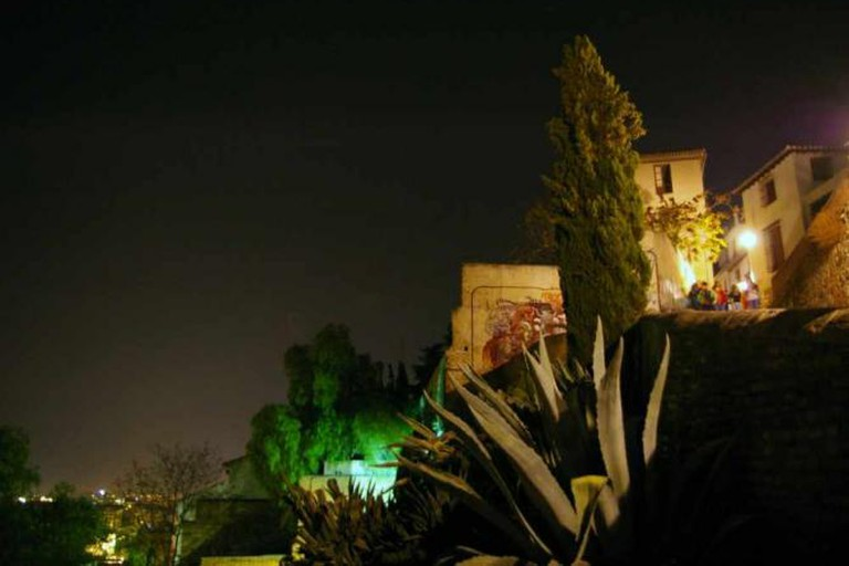 Albaicin at Night