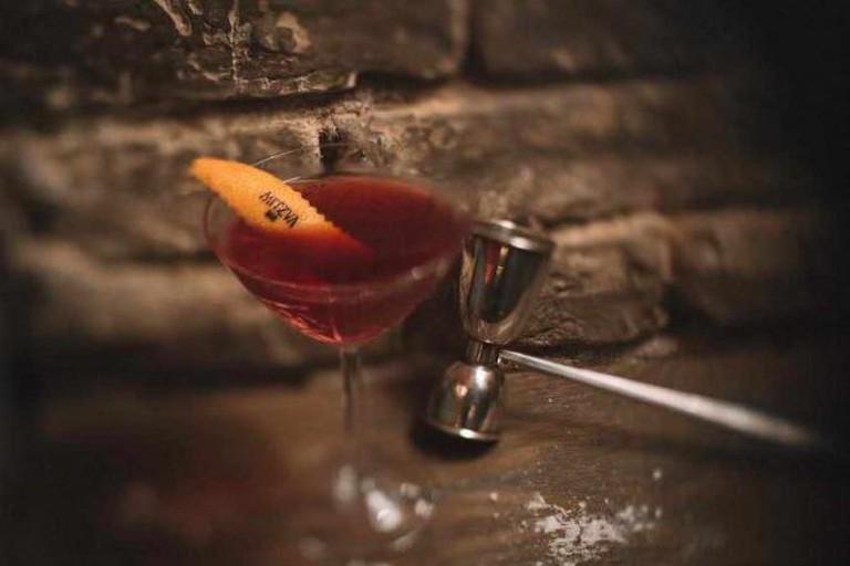 Mitzva Bar Cocktail