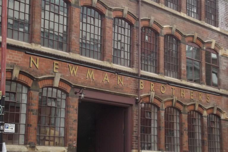 The Coffin Works - Newman Bros - Fleet Street, Birmingham