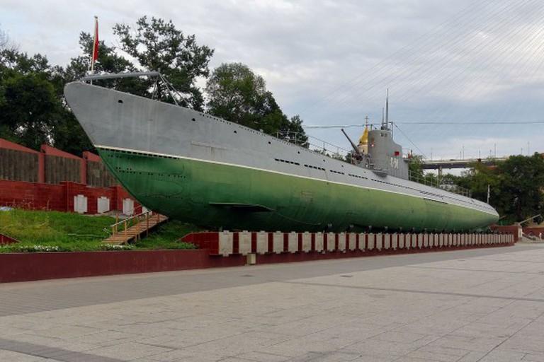 Vladivostok Submarine S-56