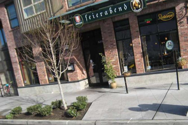 Cask & Trotter, Seattle
