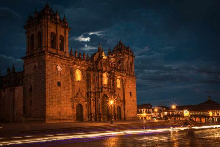 Cathedral of Santo Domingo, Cusco