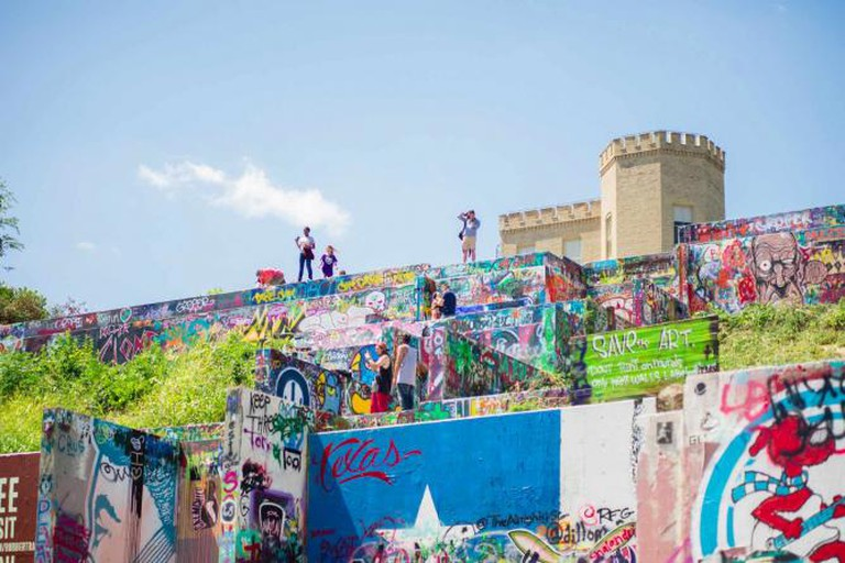 A Creative Commons Image: Graffiti Park