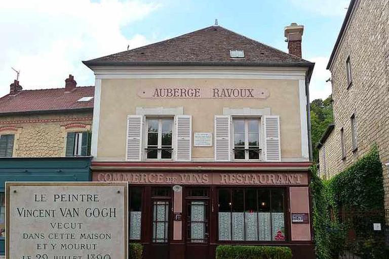 Auberge Ravoux. Auvers-sur-Oise