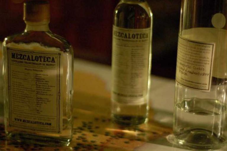 Mezcaloteca
