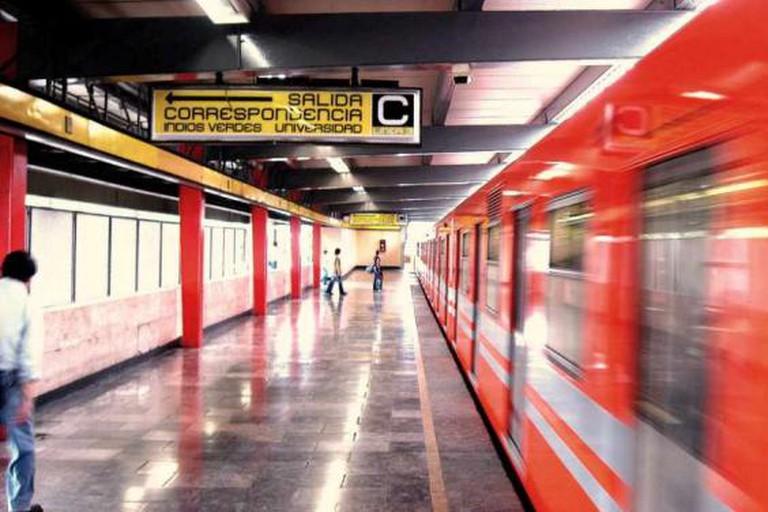 Mexico City Subway
