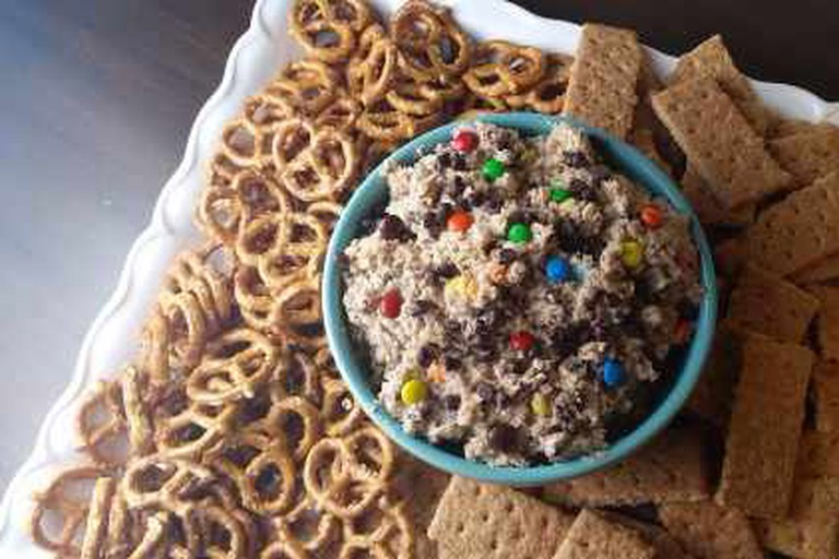 Oatmeal cookie dip