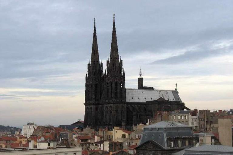 Clermont-Ferrand's Cathédrale Notre-Dame-de-l'Assomption