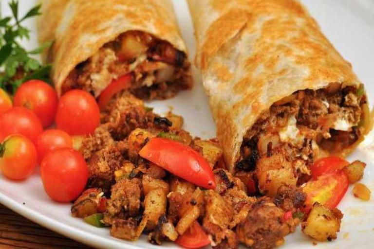 Delicious Burritos
