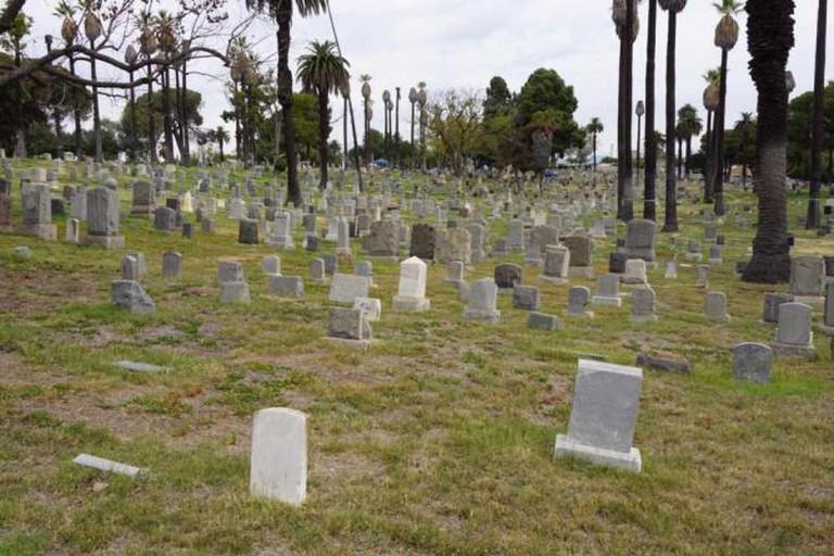 Angelus-Rosedale Cemetery,