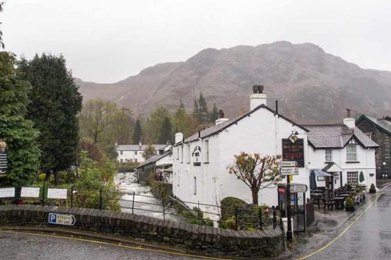Coniston, featuring the Black Bull Inn