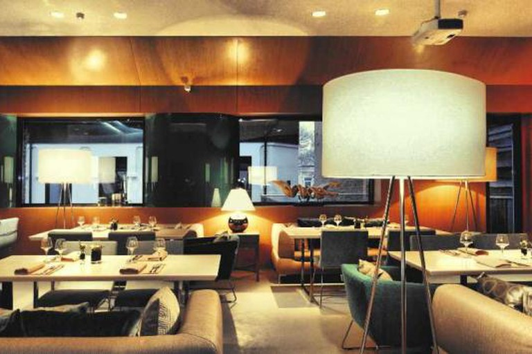 Cafe Studio interior
