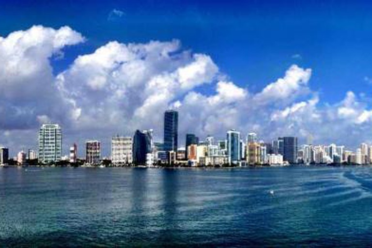 Miami from Rickenbacker