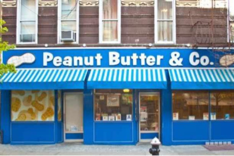 Peanut Butter & Co. Storefront