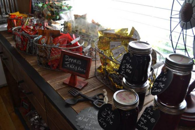 Treats at the Cafe at the Inn on the Gallatin