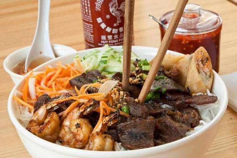 So Ba Vietnamese Restaurant, Atlanta