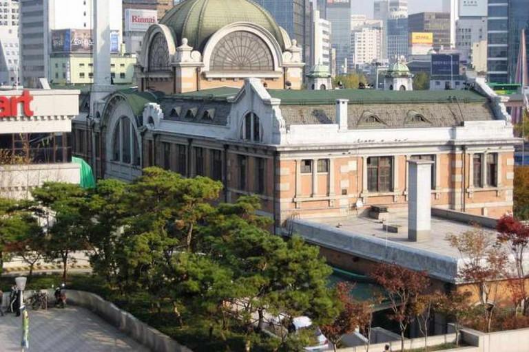 KNR Seoul Station