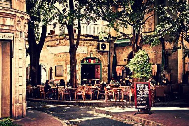 Bar Le Foch exterior