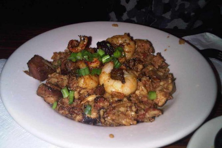 Jambalaya at Coop's Place, New Orleans