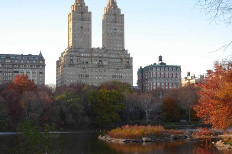Central Park - The San Remo Building