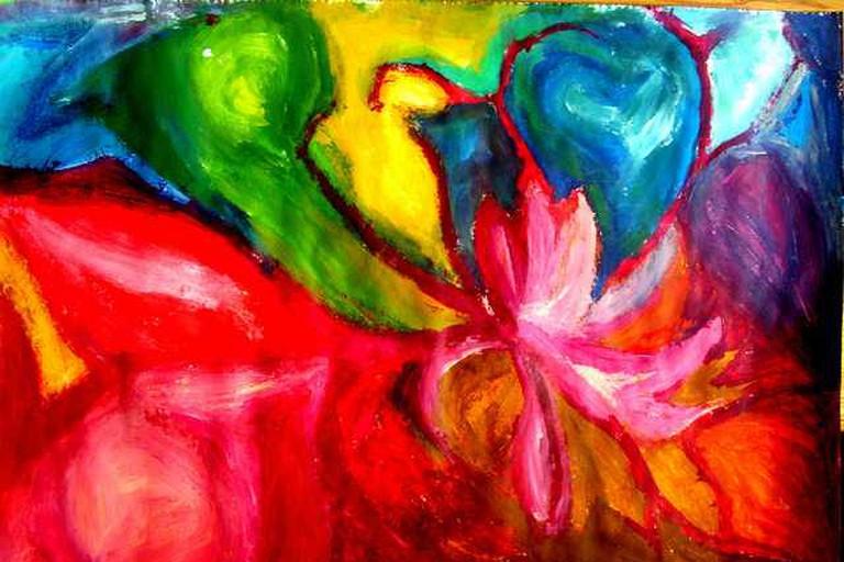 Amateur Painting
