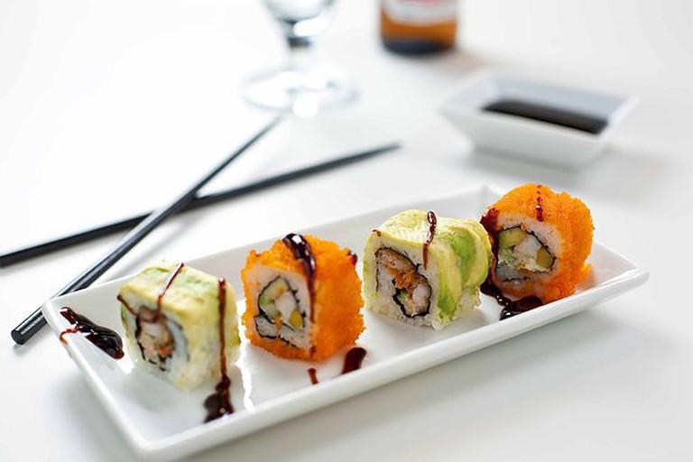 Sushi Toppings
