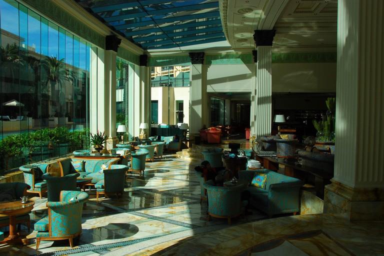 Domanis Cafe Restaurant Bar, Main Beach