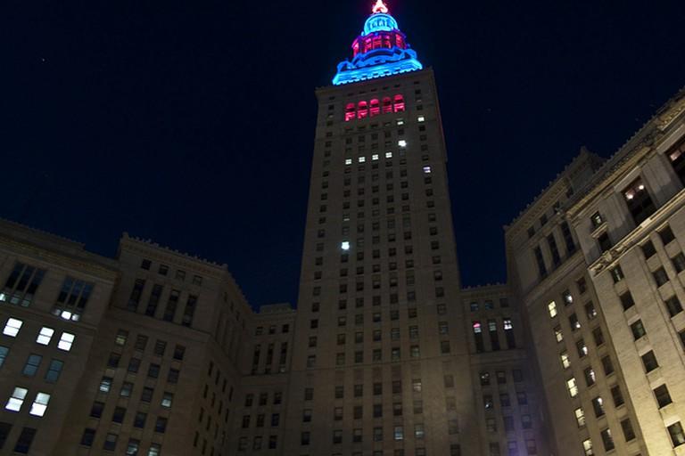 Ritz-Carlton Hotel, Tower City