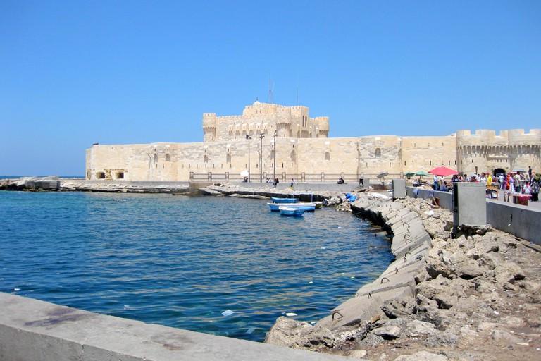 Fort Mc Quay, Alexandria