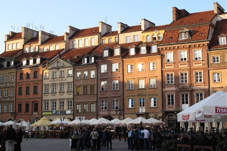 A Stary Rynek seems to be a staple in every great Polish city
