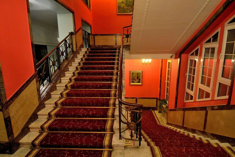 Hotel Grand, Lodz