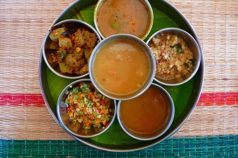 Bhoj is the top restaurant in Aurangabad for thalis, or set meals / Pixabay