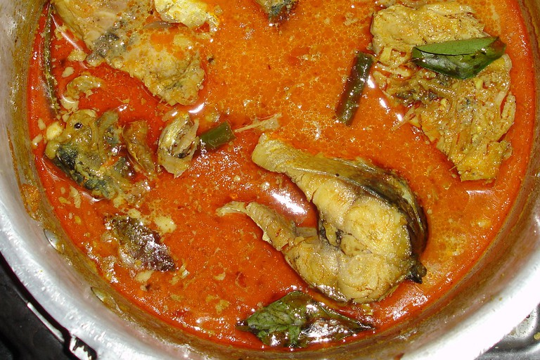 Mackerel Curry -by Hafees