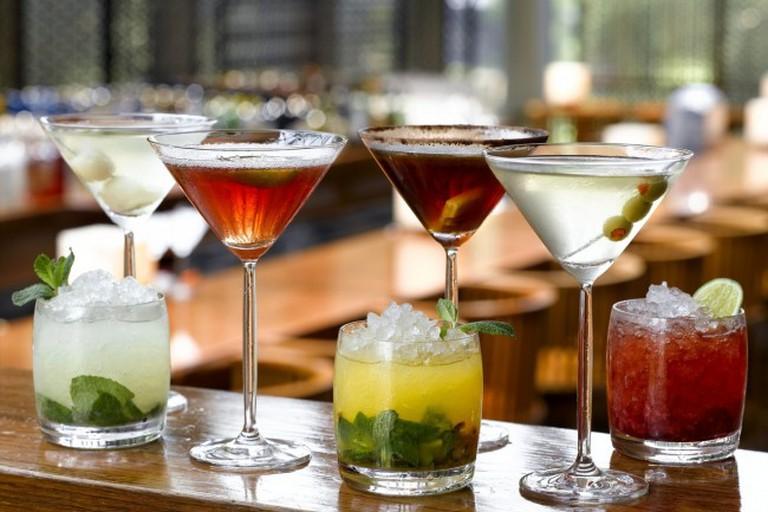 Martini Bar at Mezza9, Singapore