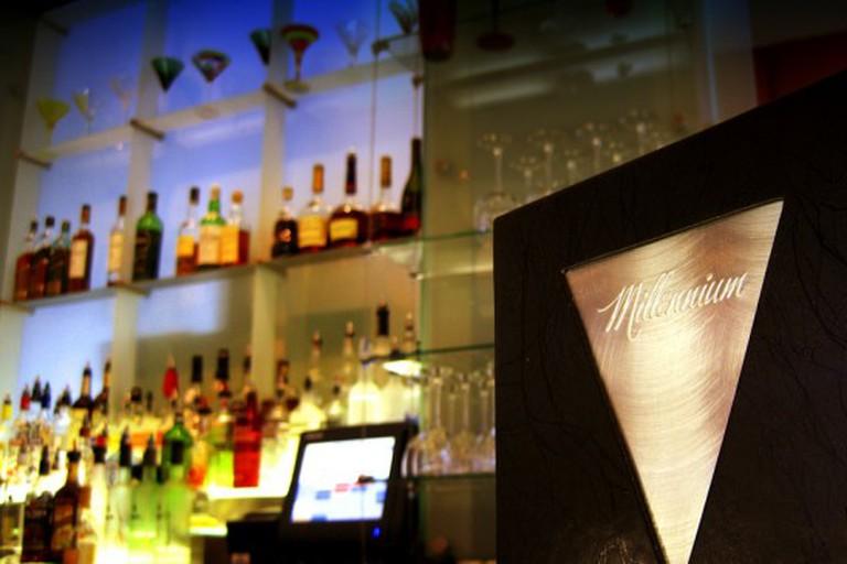 Millennium Hotel Bar