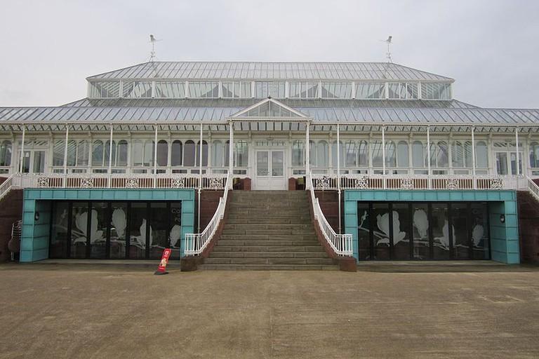 Isla Gladstone Conservatory, Stanley Park, Liverpool, England