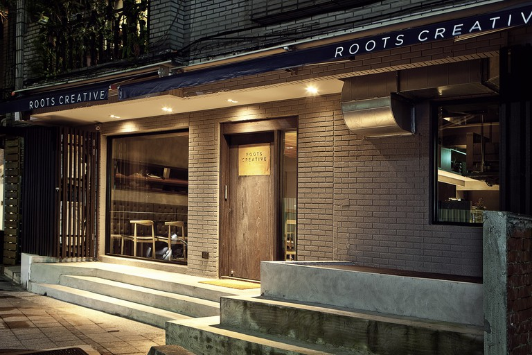 Roots Creative Exterior