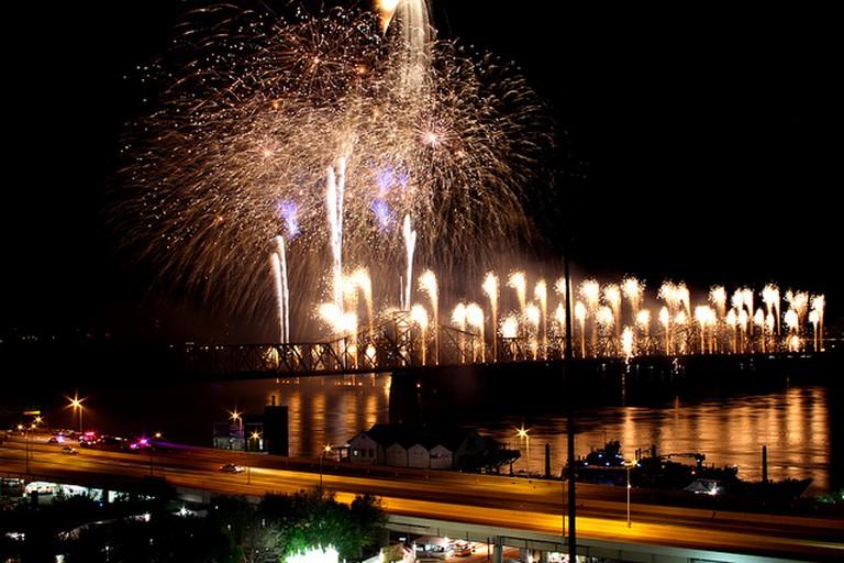 Louisville fireworks