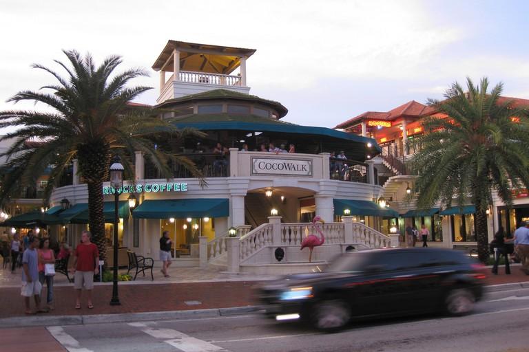 Miami Coco Walk