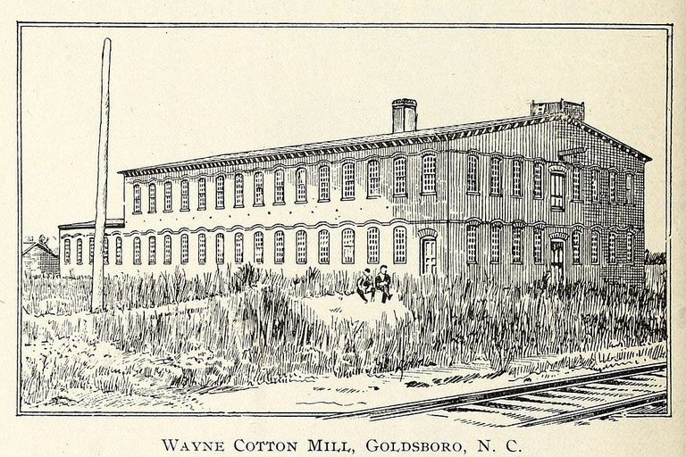 Wayne Cotton Mill, Greensboro, NC