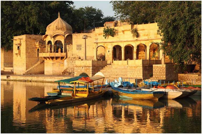 Gadisar_Lake_India