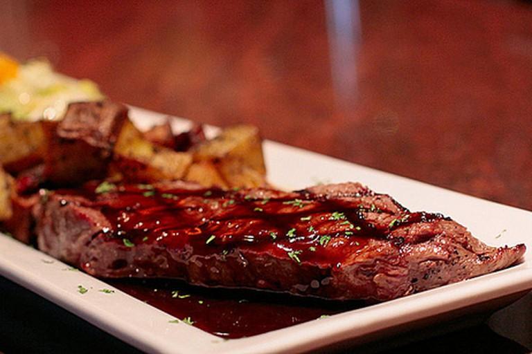 Steak Pommes-Frites