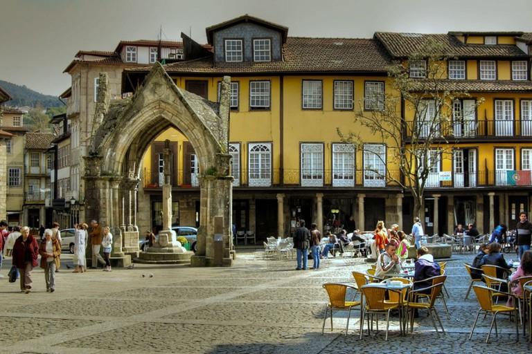 Place de Oliveira, Guimaraes