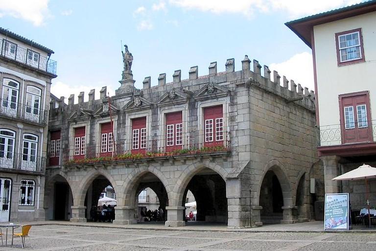 Antigo Pazo Del Consejo Guimaraes