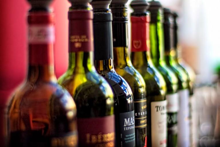 Bar Wines