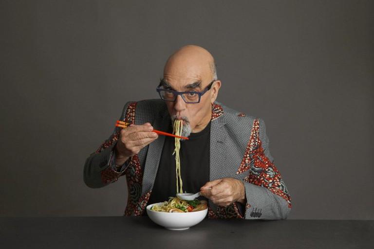 Chef Israel Aharoni