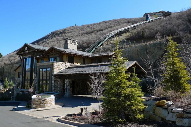 The St. Regis at Deer Valley Park City, Utah